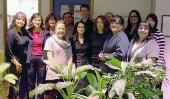Aboriginal Healthy Living Branch Staff, from L to R:  Lori Isaac, Mary Chu, Paula Shaw, Jodie McKinney, Clint Kuzio, Sukhy Sidhu, Bryan Dreilich, Avery Kelly, Tara Nault, Dr. Shannon M. McDonald, Monique Auger, Sheryl Taylor, and Andrea Medley.