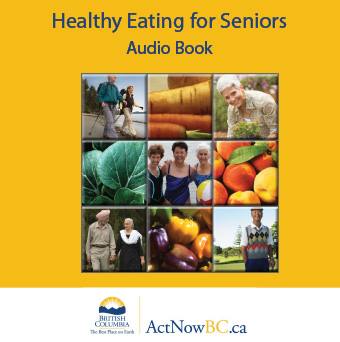 Healthy Eating for Seniors Audio Book