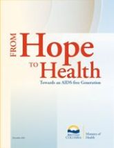 From Hope To Health – Towards an AIDS-free Generation