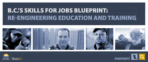 Edition bc gov news the bcs skills for jobs blueprint sets out three overarching objectives to maximize the potential of bcs workforce the first objective is directly malvernweather Images