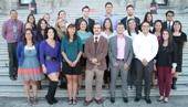 Aboriginal Youth Internship Program, Year 8 Interns