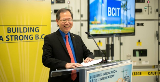 Canada and British Columbia invest to renew electrical infrastructure at BCIT