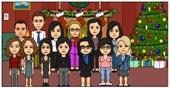 From left:  Avery, Clint, Jodie, Bryan, Sukhy, Lori, Rochelle, Tara, Shannon, Malisa, Sheryl, Mary, Nicole
