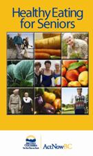 Healthy Eating for Seniors handbook