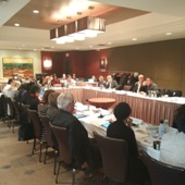 Tripartite Committee on First Nations Health Meeting