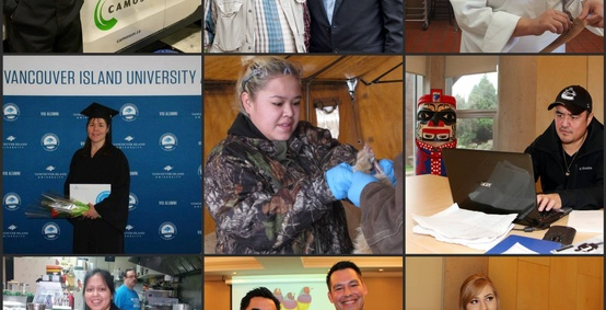 Community-based partnerships link Aboriginal students to jobs