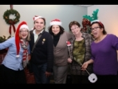 Governance Team, L-R:  Nicole Ryan; Clint Kuzio; Lori Isaac; Sharlene Frank; & Madelynn Slade